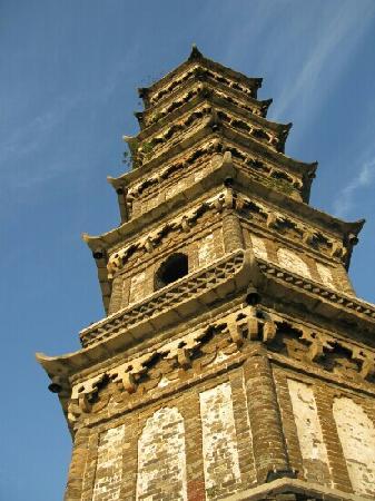 Suojiang Tower: 锁江塔