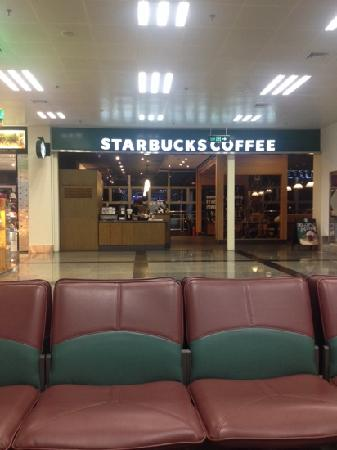 Starbucks (Airport)