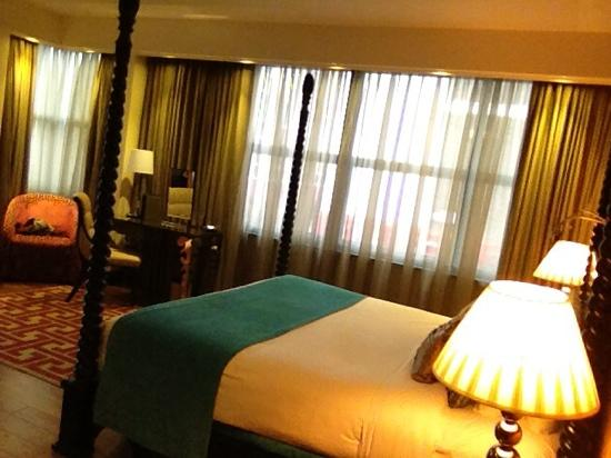 Hotel Indigo London Tower Hill: 房间精致舒适