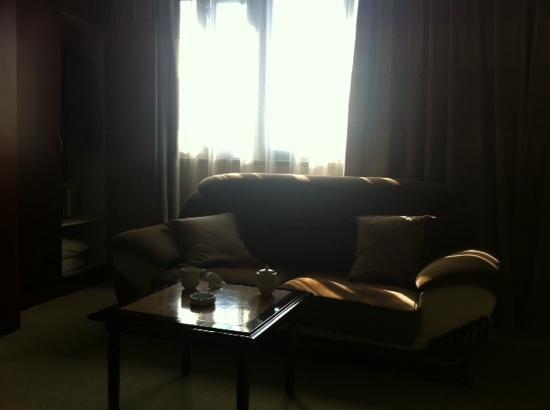 Pearl Hotel: 房内
