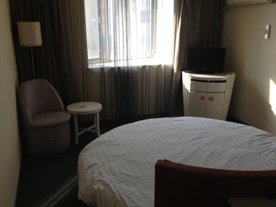 Motel 168 Dalian Sanba Square : 商务房