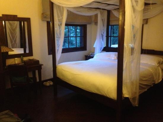 Ana Mandara Villas Dalat Resort & Spa : 我们的房间