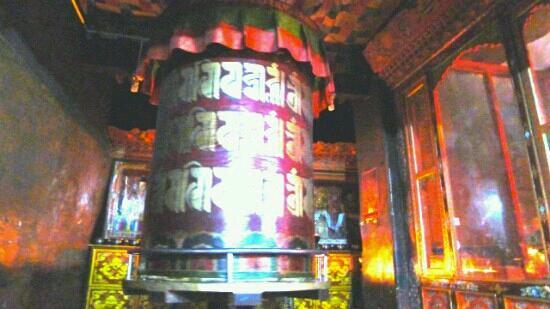 Jisi Temple of Mangkang