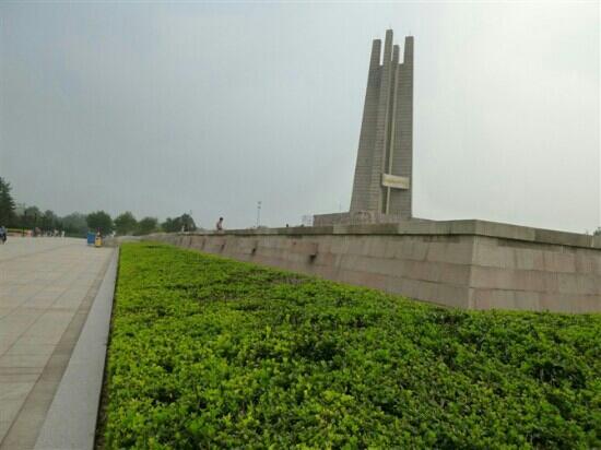 Tangshan Earthquake Memorial Hall: 绿化