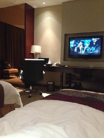Lvjing Jinjiang Hotel: 房间内