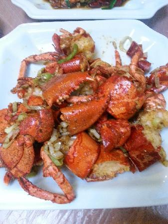 SiChuan MaoGe Seafood JiaGong