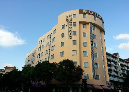 Goldmet Inn Zhongshan Hubin Road: City Inn