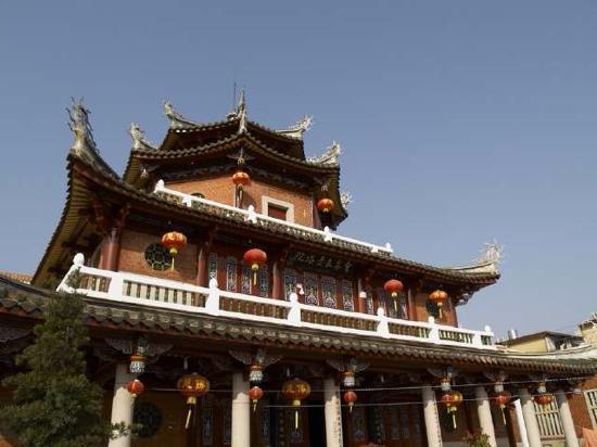 Fujian Quanzhou Chengtian Temple : 好