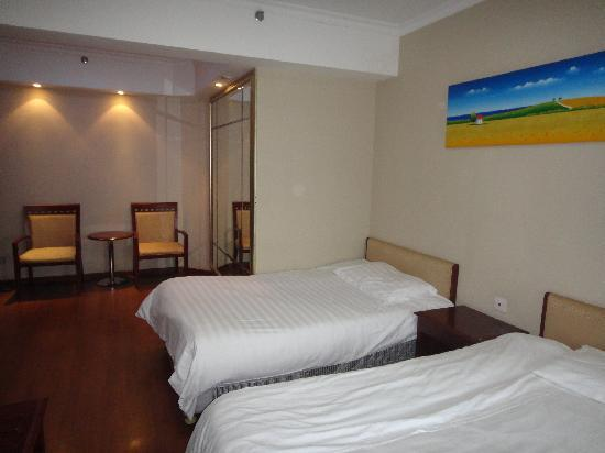 Yinjia Hotel Apartment: 双人间
