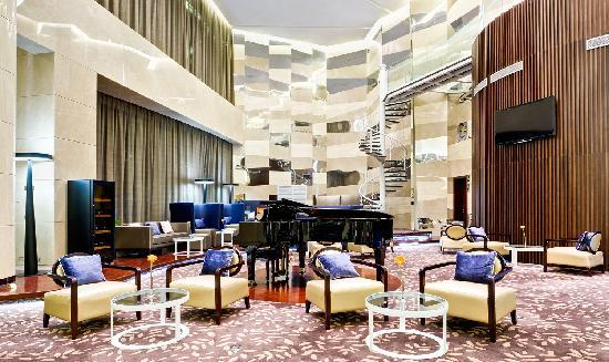 Four Points by Sheraton Hotel: 大堂吧 Lobby Lounge
