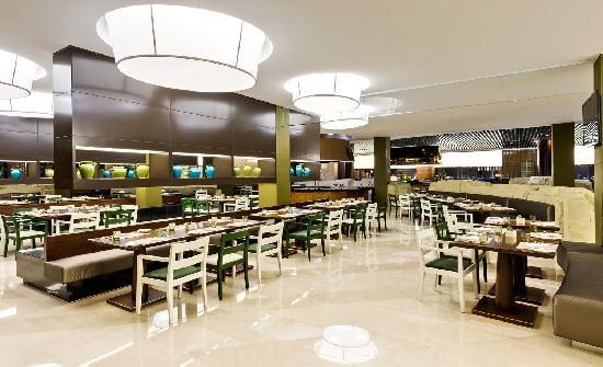 Four Points by Sheraton Hotel: 宜客乐餐厅 The eatery