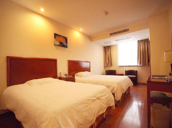 GreenTree Inn Nanjing Jiangning Wanda Square Business Hotel: 客房