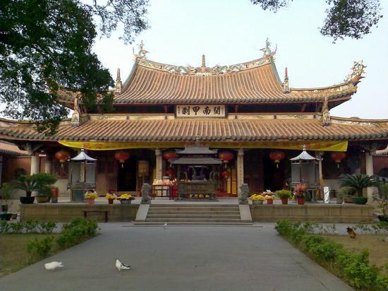 Fujian Quanzhou Chengtian Temple : .