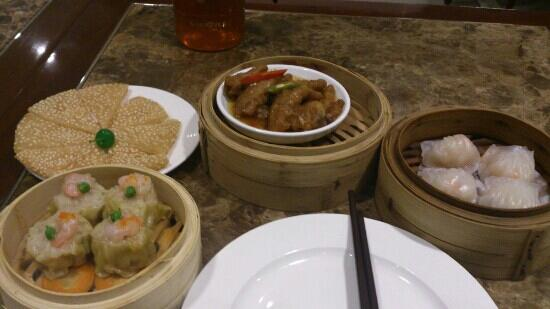 Tang Dynasty West Market Hotel : 夜茶