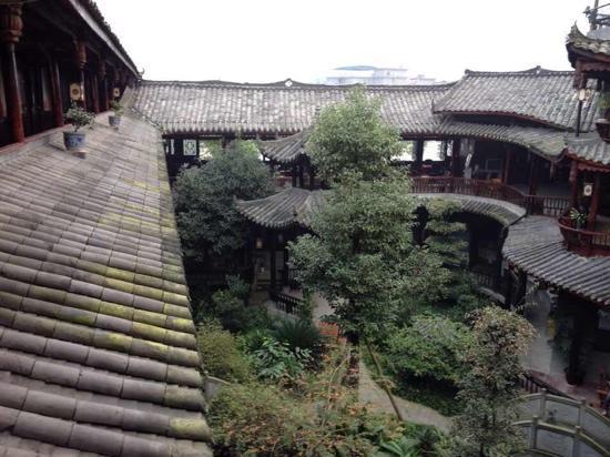 Liujiang Ancient Town: 李家大院