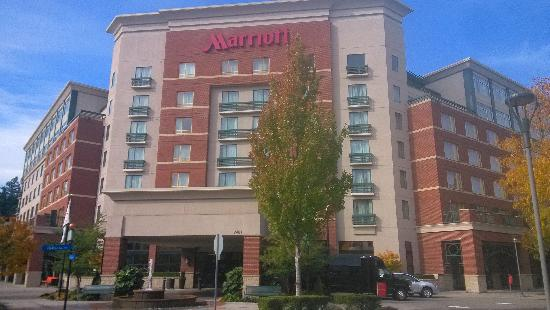 Seattle Marriott Redmond: Redmond的万豪