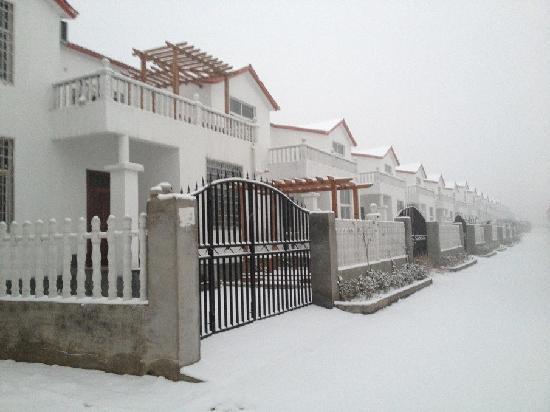 Tianfu Farm House : 天蚨农庄别墅