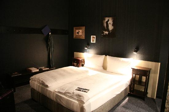25hours Hotel by Levi's: 卧室