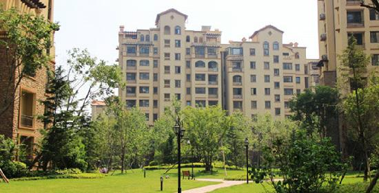 Bedoom Apartment Hotel: 外景