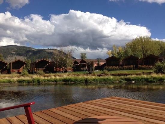 Rustic Inn Creekside Resort and Spa at Jackson Hole: 非常棒的乡村酒店