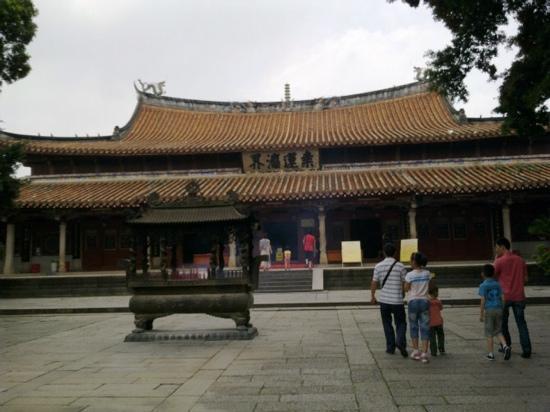 安海龍山寺 - 晋江市、泉州龙山...