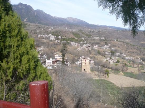 Jiaju Tibetan Village: 美