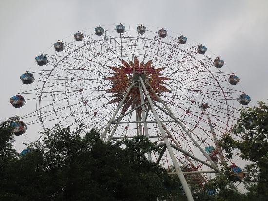 Shishan Park: 摩天轮