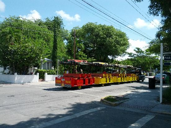 Old Town Trolley Tours Key West : trolley