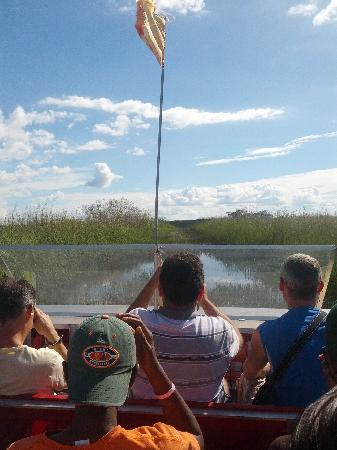Everglades National Park Boat Tours: boat