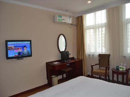 GreenTree Inn Suqian Siyang Bus Station Business Hotel: 客房