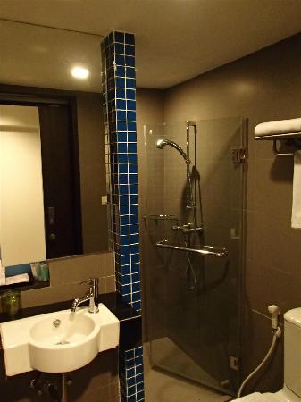 FX Hotel Metrolink Makkasan: 卫生间