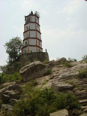 Leaning Tower of Chongzuo: 不像