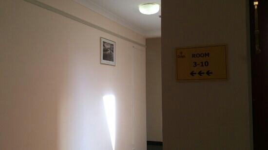 Dolma Hotel: DOLMA 一楼走廊