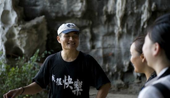 Yangshuo Phoenix Pagoda Fonglou Retreat: 凤楼哥