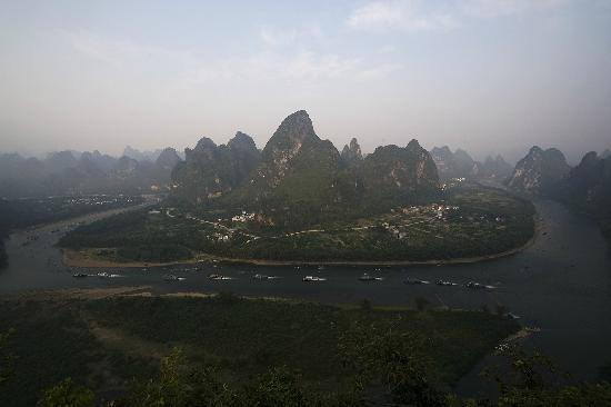 Yangshuo Phoenix Pagoda Fonglou Retreat : 仙人台