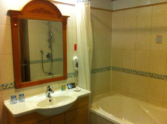 Beauty Hotels Taipei - Starbeauty Resort: 卫生间