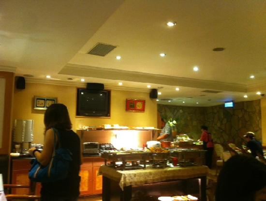 Beauty Hotels Taipei - Starbeauty Resort: 餐厅