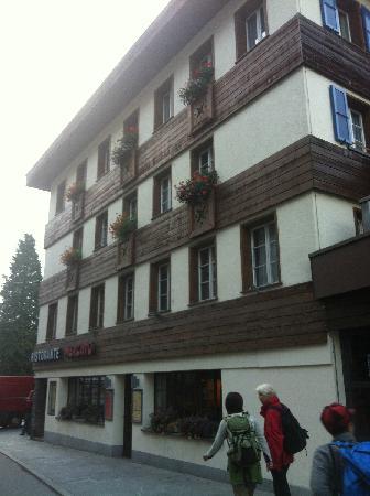 Hotel Spinne: 酒店外景