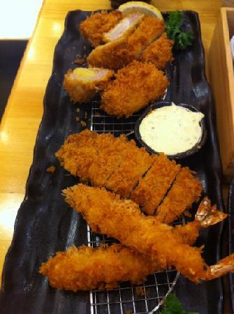 Saboten: 双人套餐