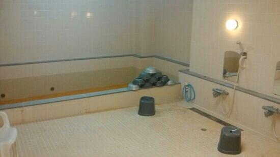Hotel The Next Kanku : 公共浴室