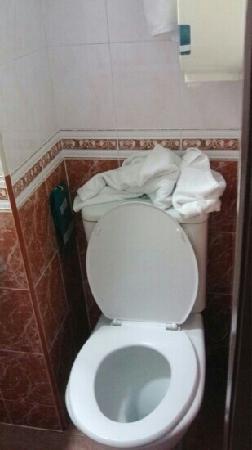 Hotel 81 - Gold: 厕所