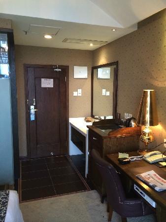 Jinkadao Hotel : 进门区域