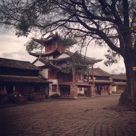 Shaxi Ancient Town: 景色