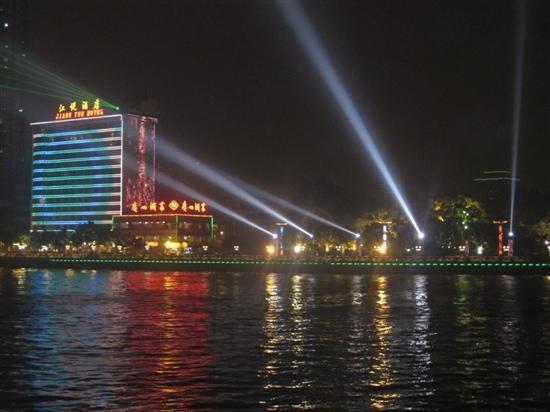 Xiaobeijiang Pleasure Boat of Qingyuan: 北江