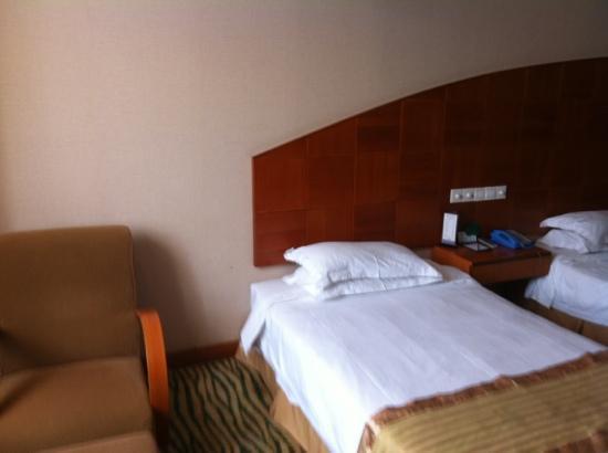 Zhongxiang, Cina: 莫愁湖畔的酒店