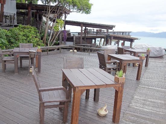 Six Senses Samui: 酒店餐厅2