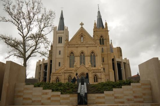 St. Mary's Cathedral: s