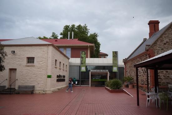 Migration Museum: m