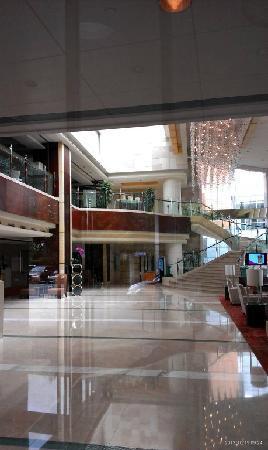 Crowne Plaza Shanghai Fudan: 大堂