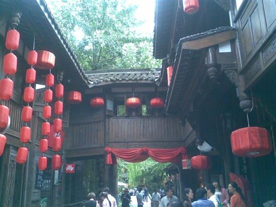 Sanhui Ancient Town: 古镇2